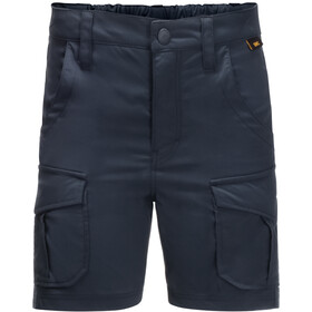 Jack Wolfskin Treasure Hunter Pantaloncini Bambino, night blue